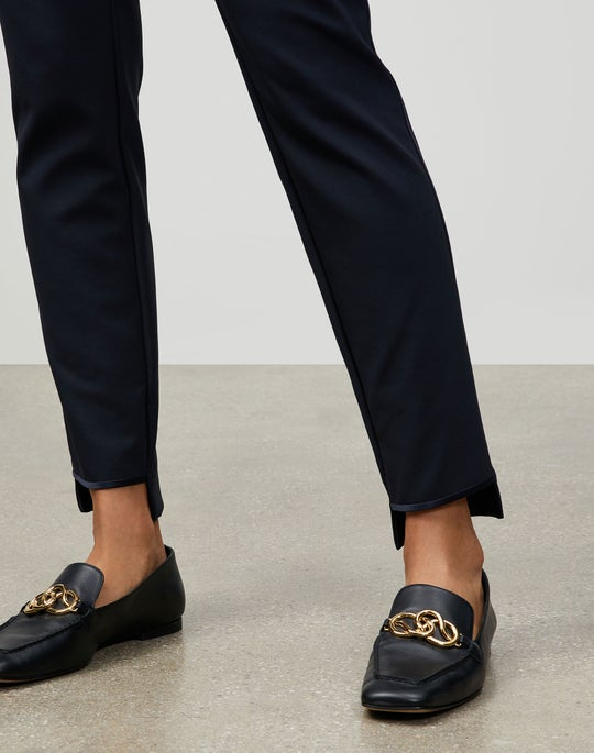 Acclaimed Stretch Step Hem Manhattan Slim Pant