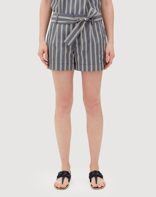 Belvedere Stripe Greenpoint City Short