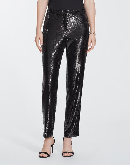 City Sequins Fulton Pant