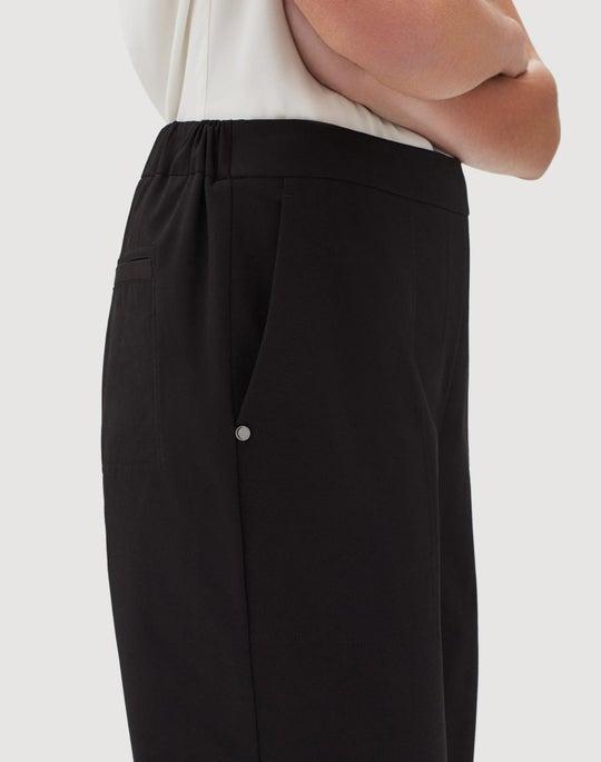 Plus-Size Millennium Crepe Fulton Pant