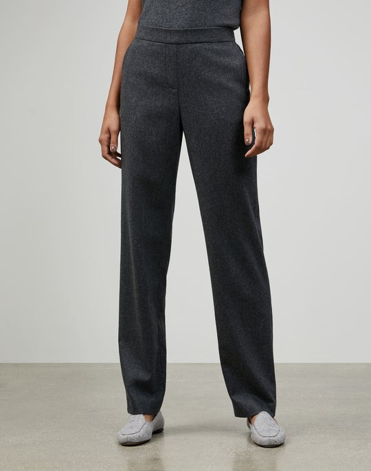 Finite Italian Flannel Fulton Pant