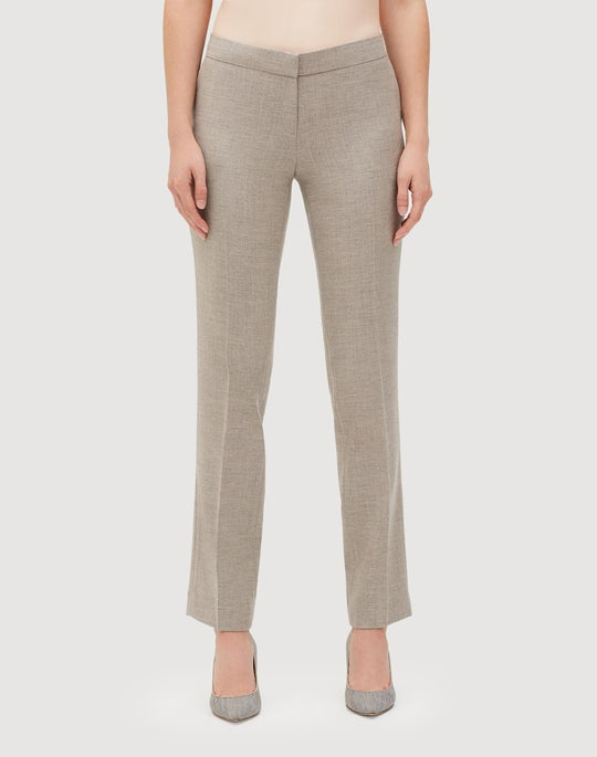 Stardust Wool Suiting Essex Pant