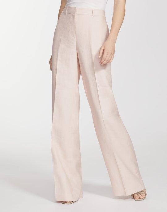 Lavish Linen Dalton Wide-Leg Pant