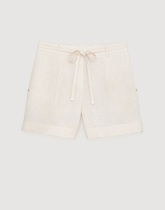 Illustrious Linen Columbus Short