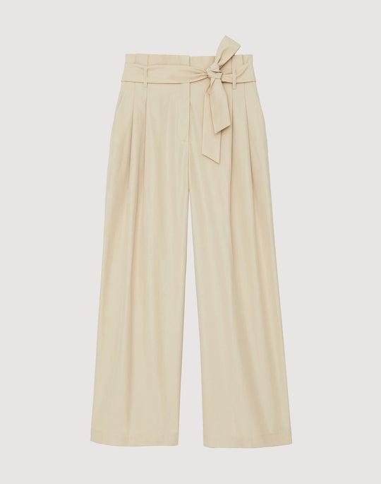 Demure Cotton Morris Pant