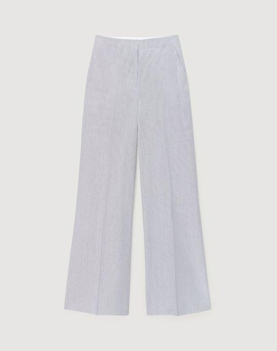 Petite Urbania Stripe Kensington Pant