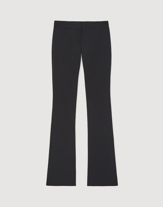 Plus-Size Secco Stretch Waldorf Flare Pant