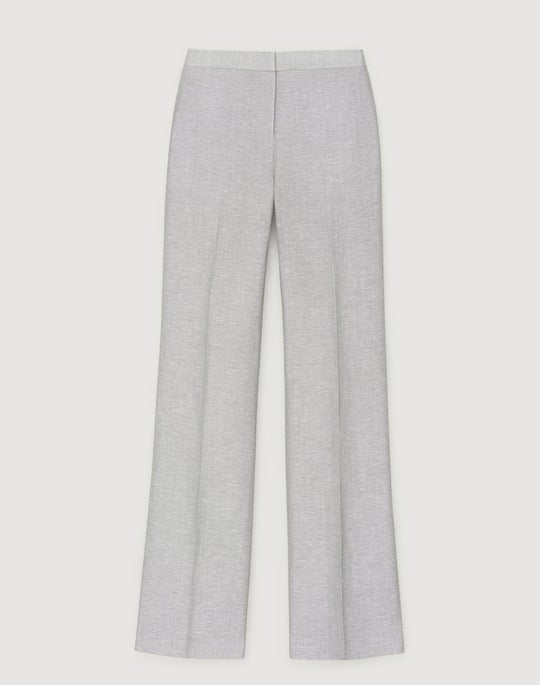 Plus-Size Stylistic Suiting Dalton Full Leg Pant