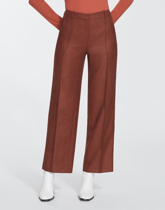 Euphoric Melange Cloth Winthrop Pant