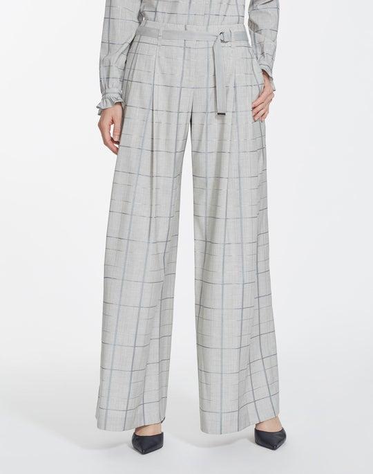 Infinity Plaid Cumberland Pant