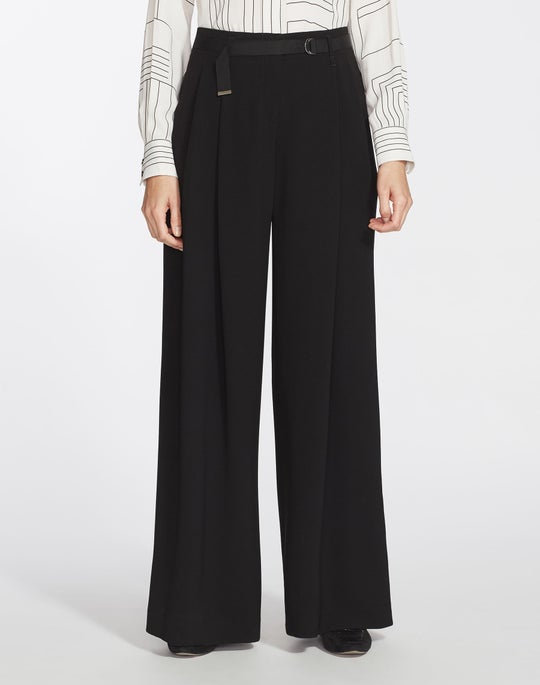 Finesse Crepe Cumberland Pant