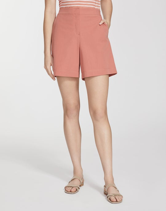 Italian Bi-Stretch Pima Cotton Fulton Short