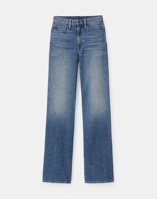 Wyckoff Wide-Leg Jean In L148 Denim