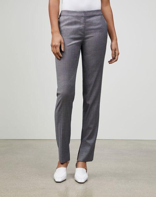 Italian Fresco Wool Waldorf Slim Pant