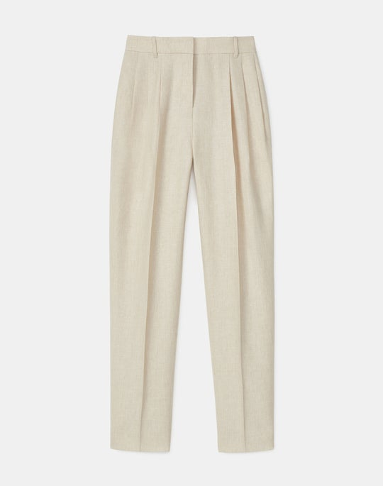 Vestry Pant In Vista Italian Weave