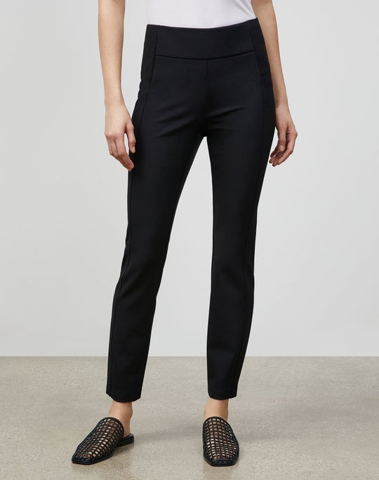 Plus-Size Greenwich Pant In Acclaimed Stretch