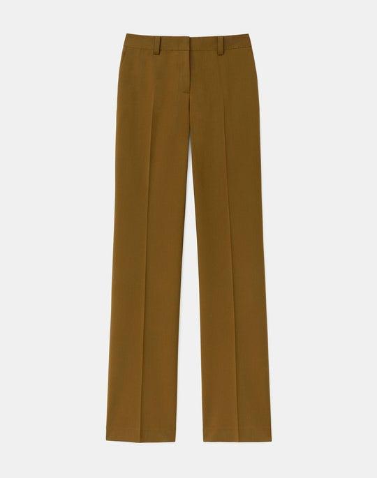 Gates Pant In Italian Modern Wool