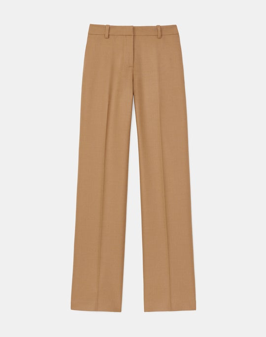 Plus-Size Gates Pant In Italian KindWool Suiting