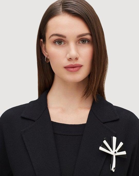 Petite Nouveau Crepe Carmelina Jacket