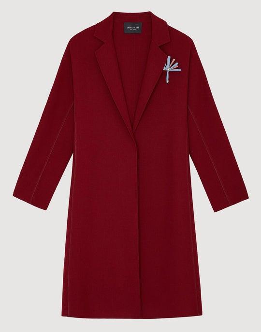 Nouveau Crepe Carmelina Jacket