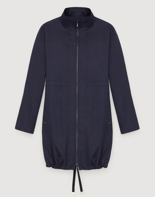 Plus-Size Beacon Tech Cloth Minerva Jacket