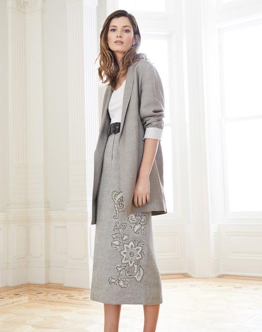 Demarius Jacket and Milani Skirt