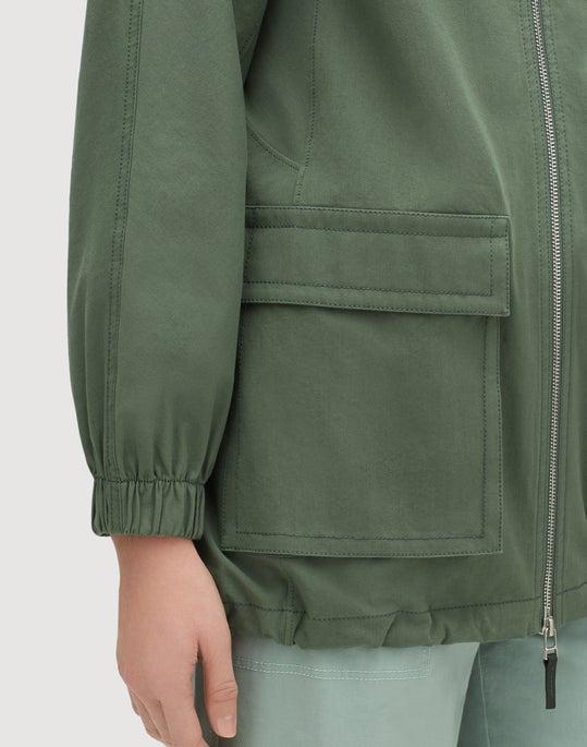 Italian Pima Cotton Bi-Stretch Carlo Jacket