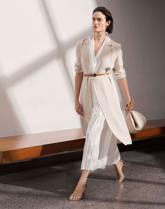The Airy Separates and Linen Trench