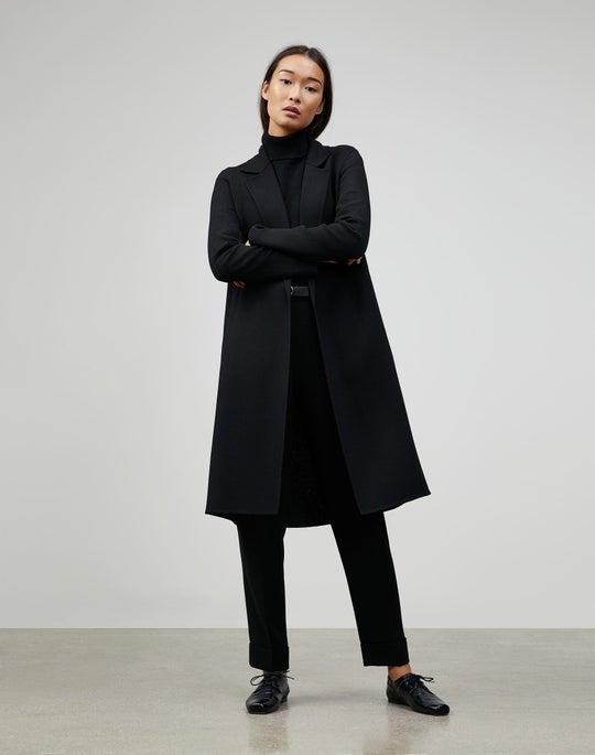 Plus-Size Nouveau Crepe Wray Jacket