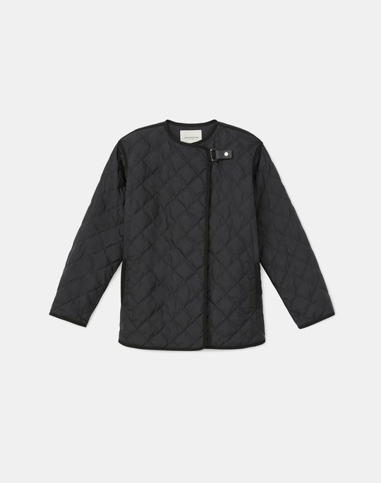 Plus-Size Humphries Quilted KindMade Down Jacket