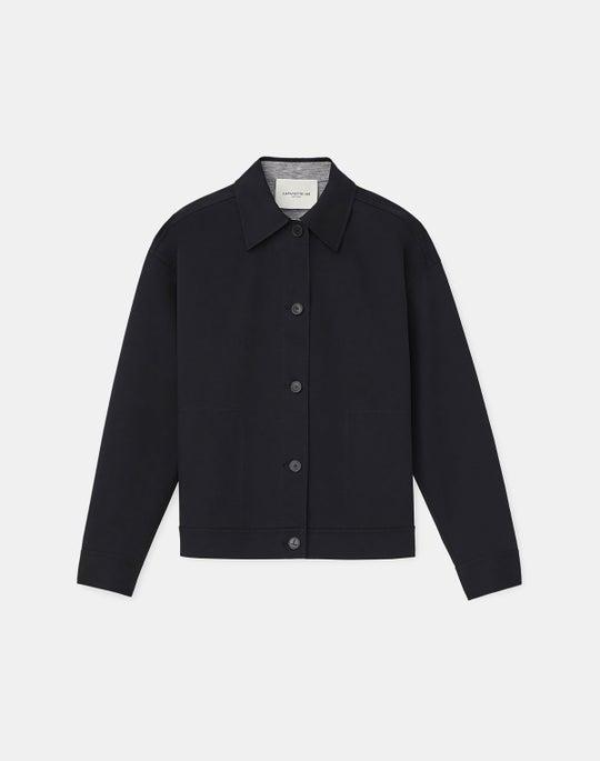 Addington Jacket In Italian Cotton Twill