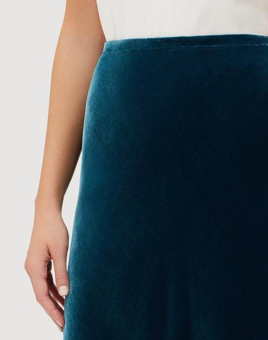 Classic Velvet Nelya Skirt