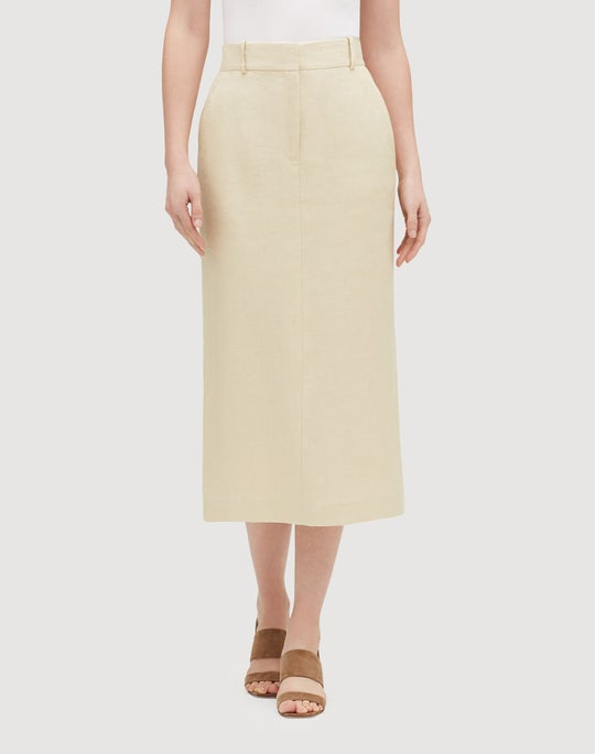 Vanguard Linen Milani Skirt