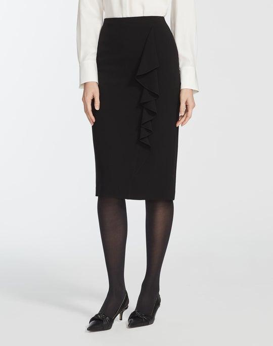 Finesse Crepe Vera Skirt