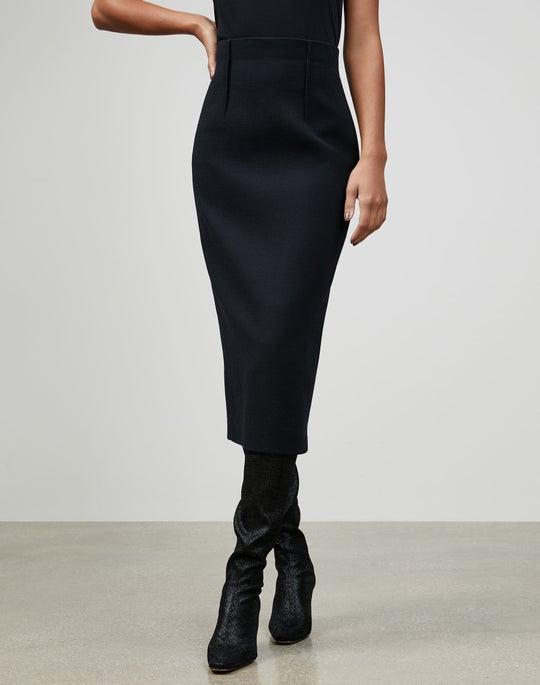 Nouveau Crepe Rafferty Skirt