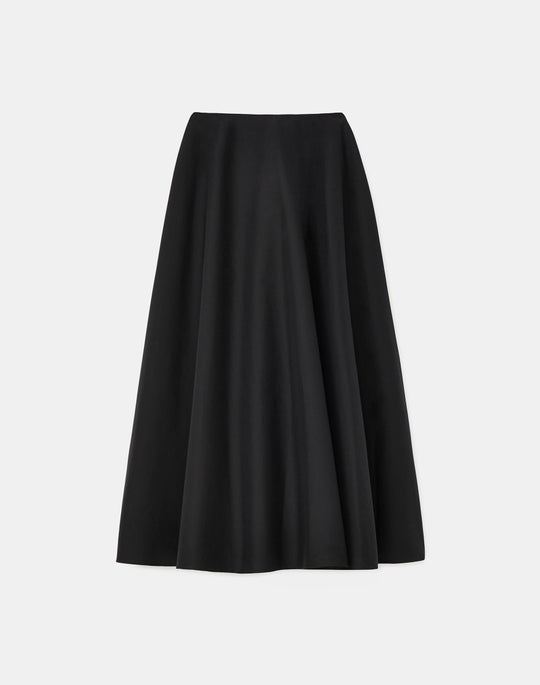 Helena Skirt In Classic Stretch Cotton
