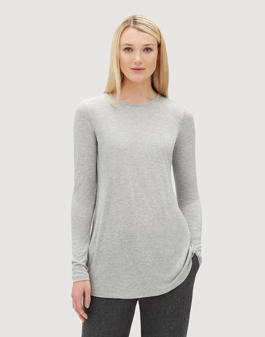 Featherweight Jersey Lexia Top