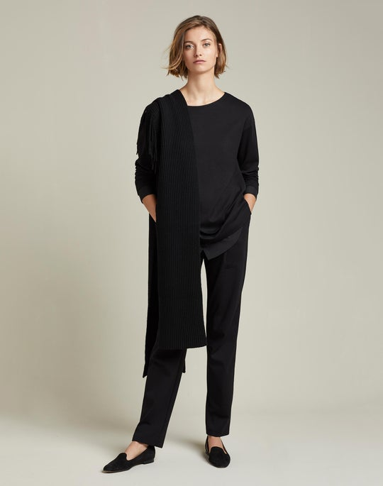 Knox Top with Faux Shirt Combo and Fulton Pant