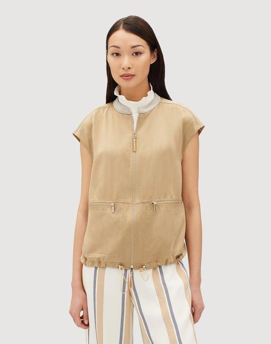 Artistry Silk Tonya Vest