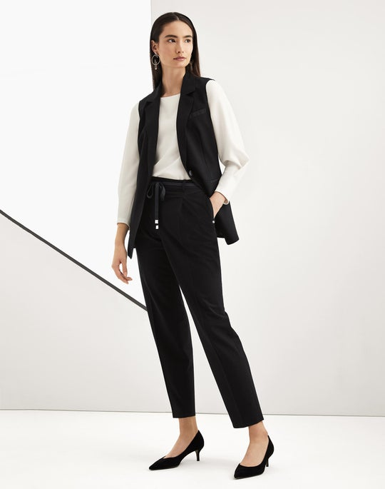 Oryn Vest and Columbus Pant
