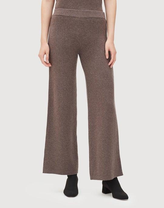 Cashmere Jersey Pant