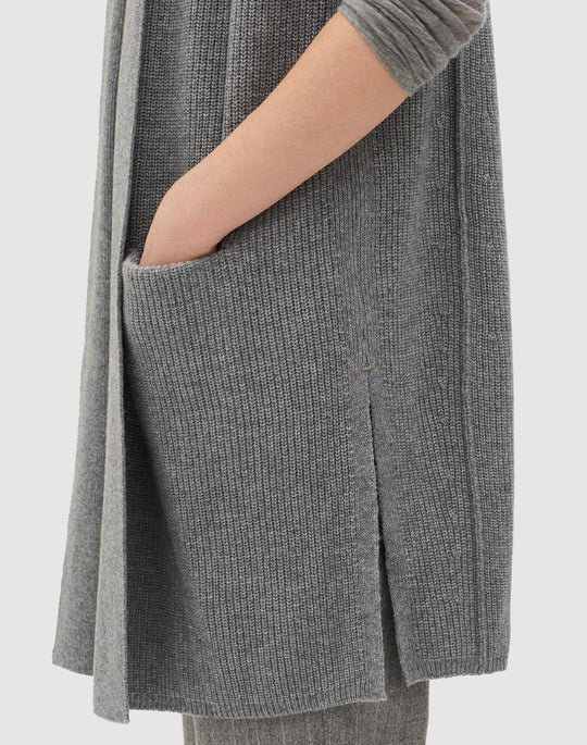 Cashmere Relaxed Vest