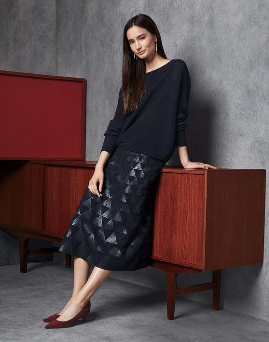 Prestige Georgette Adriel Skirt