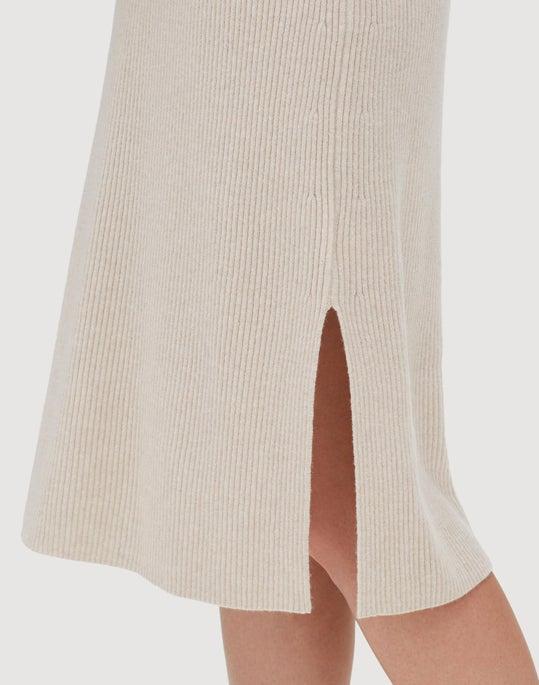 Cashmere Rib Dress