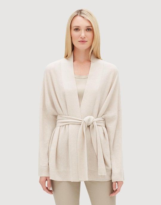 Cashmere Oversized Kimono Cardigan