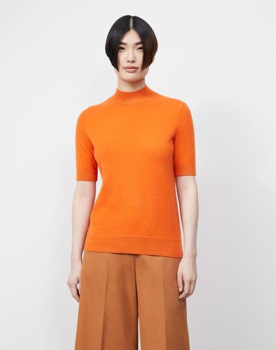 Petite KindCashmere Mockneck Sweater