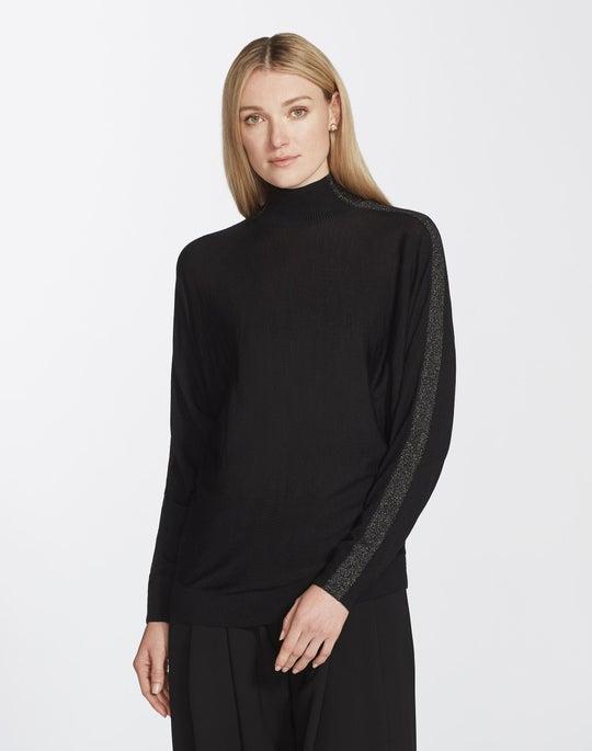 Petite Fine Gauge Merino Dolman Sweater