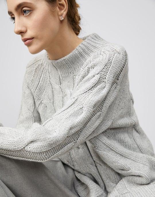 Cashmere Sunburst Sweater and Tillary Pant