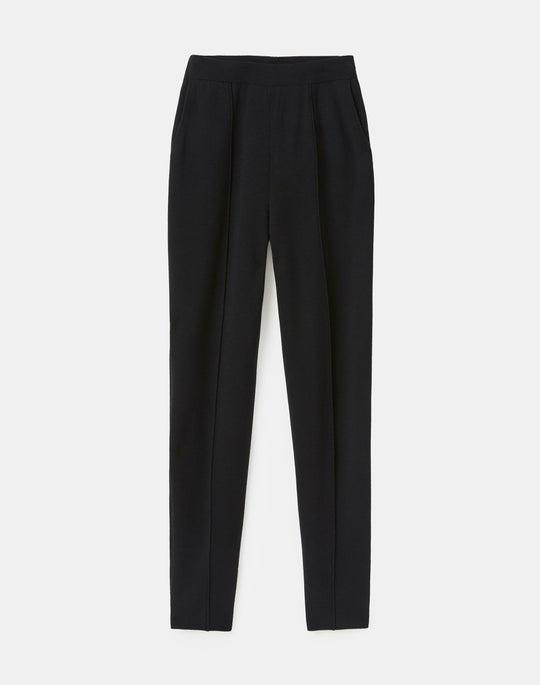 Italian Fine Gauge Merino KindWool Double Knit Pant