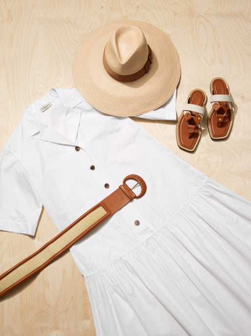 Orion Shirtdress Outfit